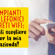 Telefonia e wifi aziende
