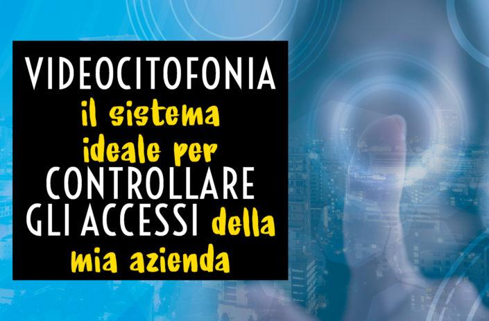 Videocitofonia azienda