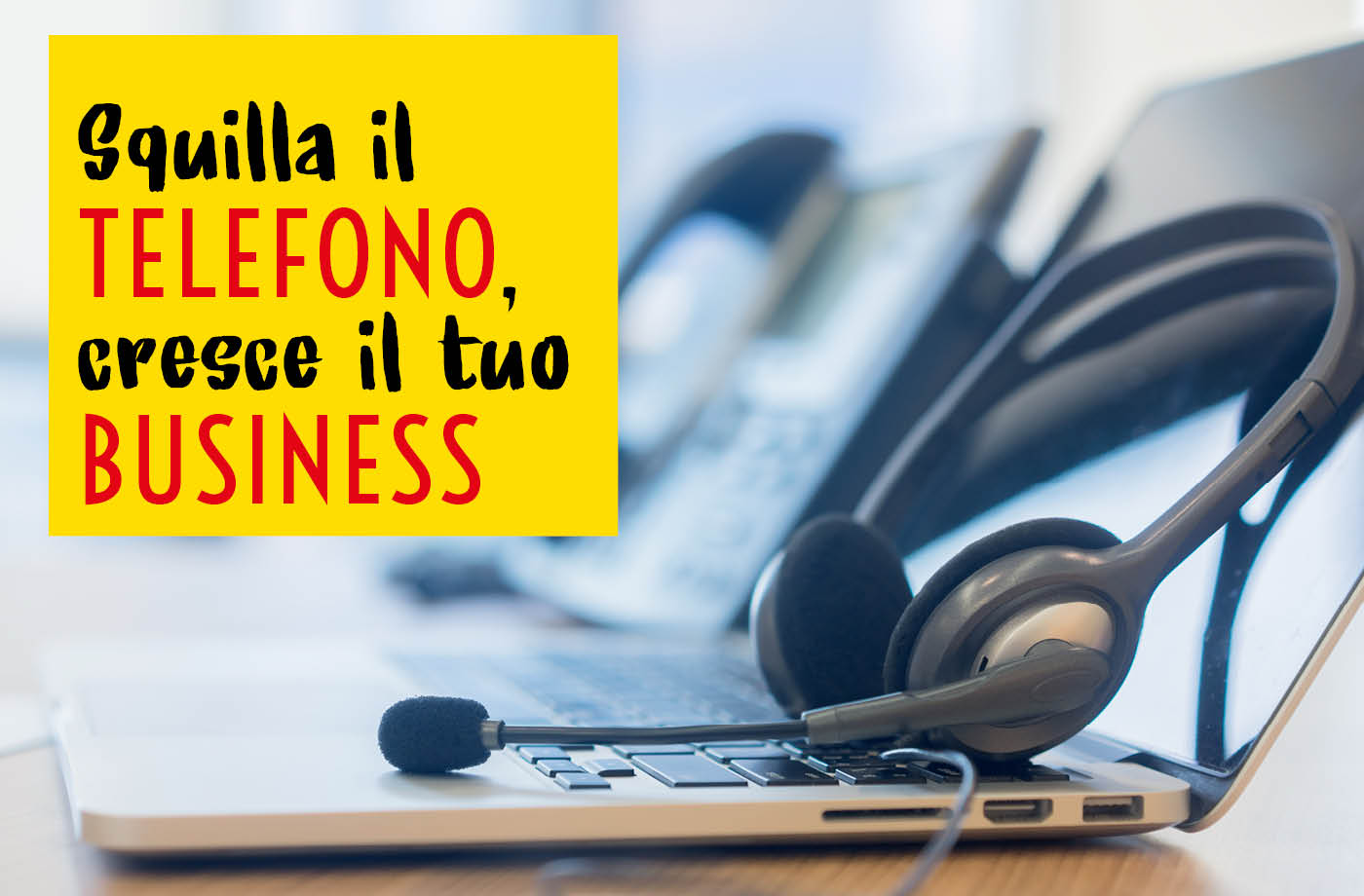 Telefonia business