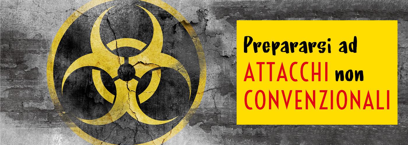 Attenzione attacchi non convenzionali