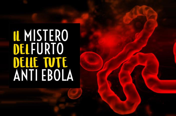 Tute anti ebola
