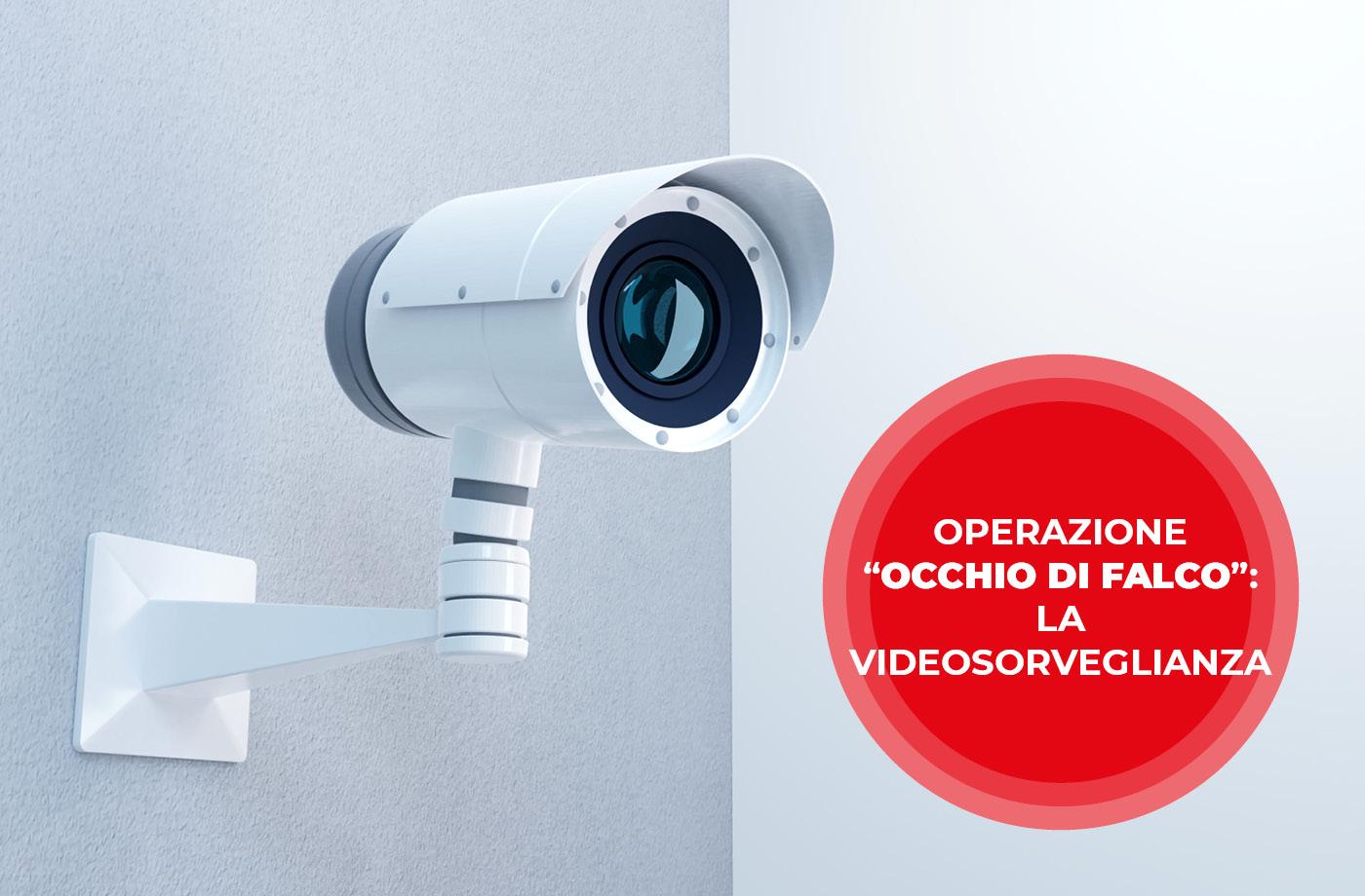 camera di videosorveglianza per la sicurezza aziendale